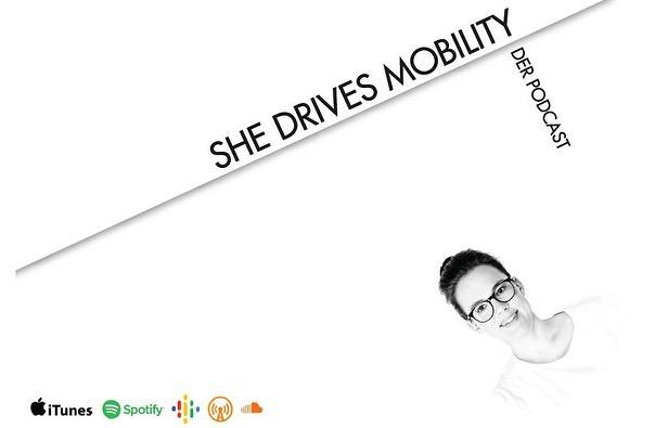 #SheDrivesMobility mit Dr. Sophia Becker