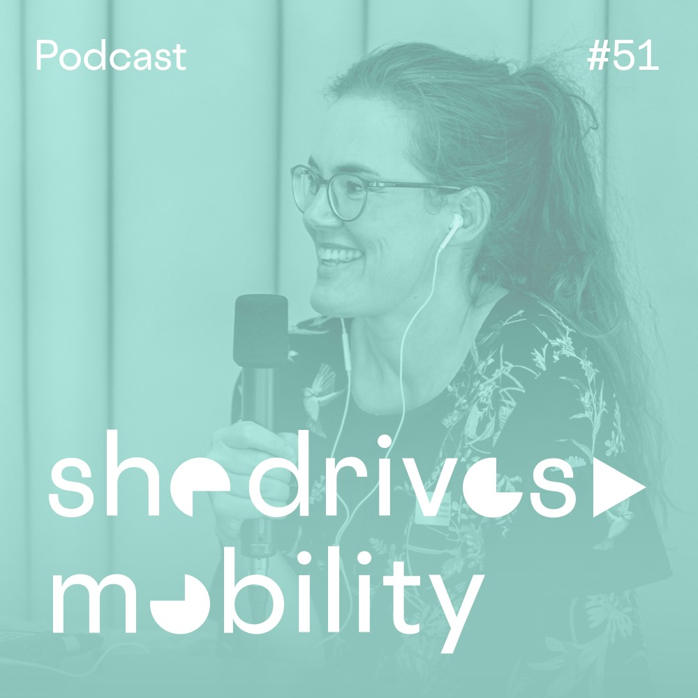 She Drives Mobility meets Carolina from Bosch and talks about autonomous driving